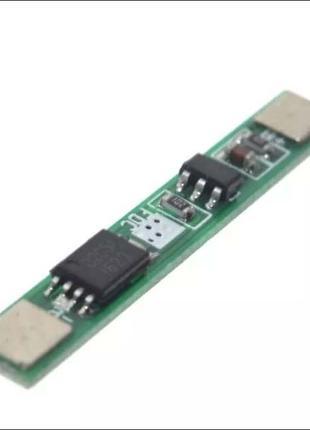 BMS зарядки Li-Ion аккумуляторов батареи контроллер 1S/2S/3S/4S