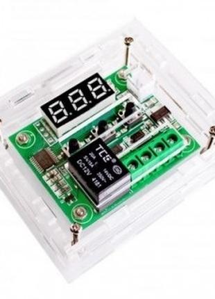 "Терморегулятор цифровой W1209 с корпусом 12В (-50...+110 С"")"