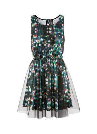 Платье с фатином h&m 🖤