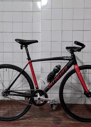 Велосипед фикс fixed gear Specialized Langster 52