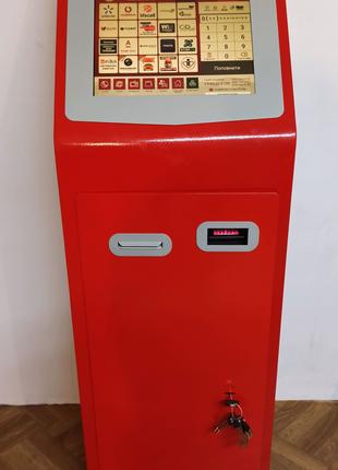 Платежный терминал. Терминал пополнения счета