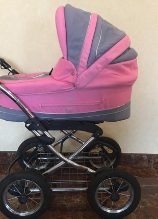 Детская коляска 2 в 1 ROSE