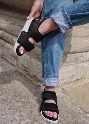 Сандалии adidas sandal adilet 3.0 black код -  869