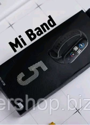 Фитнес - браслет Xiaomi Mi Smart Band -5