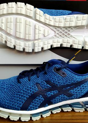 Кроссовки ASICS® Mens GEL-Quantum 360 Knit 2 - original - T8G3N-4