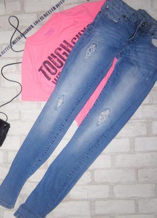 Total sale !крутые джинсы скини