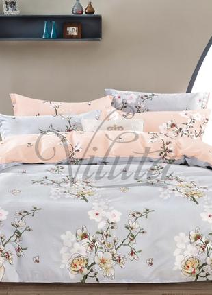 Полуторный комплект постельного белья № 17160