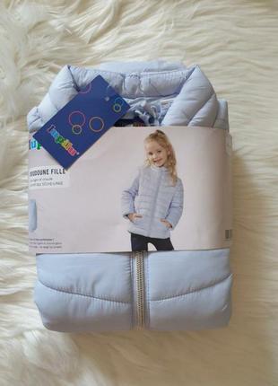 Lupilu курточка куртка деми демисезонная 110 р на 4-5 лет.