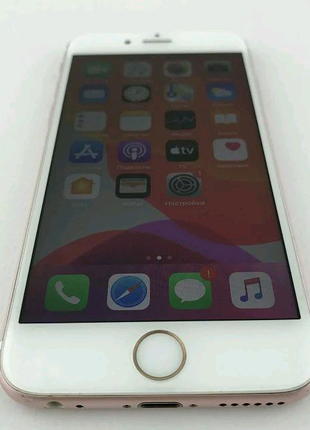 Apple iPhone 6s 128Gb Rose Gold (MKQW2)