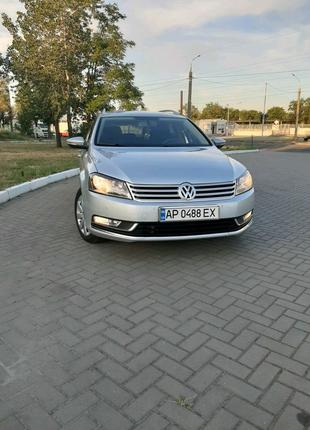 Volkswagen passat b7.