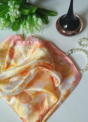 Платок платочек бант лента для волос на сумку