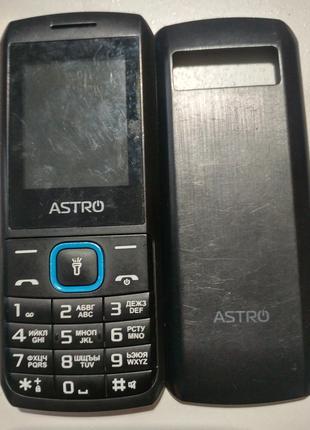 Телефон на 2симки ASTRO A170