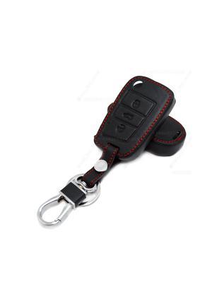 Кожаный чехол для ключа Volkswagen Skoda Seat автоаксессуры