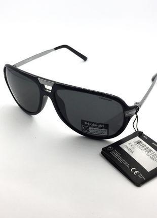 Солнцезащитные новые оригинальные очки унисекс POLAROID в комп...