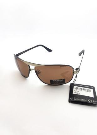 Солнцезащитные мужские новые оригинальные очки POLAROID по низ...