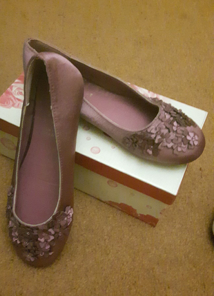 Туфлі - балетки для дівчаток
