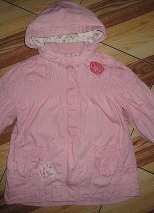 Коттоновая курточка