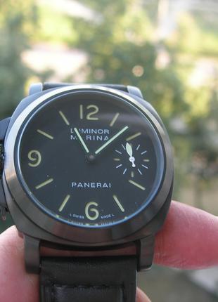 Panerai Luminor Marina Black ETA 6497