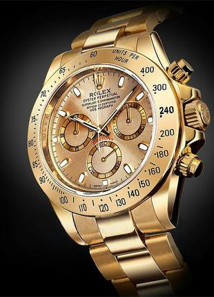 Rolex Oyster Superlative Gold