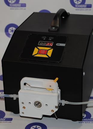 Лабораторный перистальтический микродозатор 0,01 мл. DSP 01