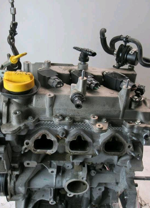 Двигун dacia renault дачія рено 0.9 H4B B408