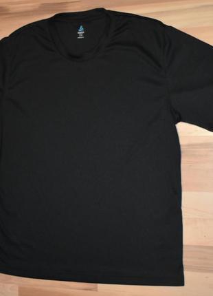 Функциональная футболка с логотипом для занятий спортом  odlo