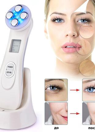 Массажер для лица и тела с эффектом лифтинга подтяжка кожи