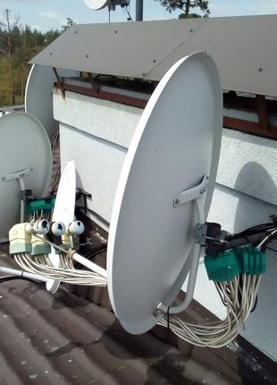 Обслуживание спутниковых антенн
