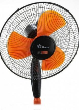 Напольный вентилятор Domotec FS-1619 НОВИНКА!! !С НИМ НЕ ЖАРКО