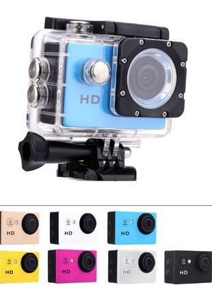 Экшн камера Sports Action Camera A7 аналог GoPro-гопро Регистр...