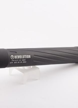 Интегрированный глушитель Revolution .308 6.5 cm .30-06 .223 и др