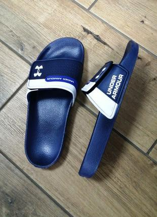 Шлепанцы Тапочки Сланцы Вьетнамки Under Armour Nike Adidas Guc...