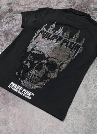 Брендовый футболки PHILIPP PLEIN