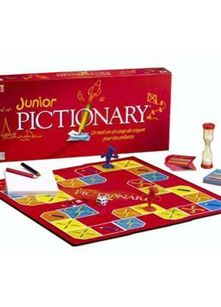 Настольная игра Pictionary Junior