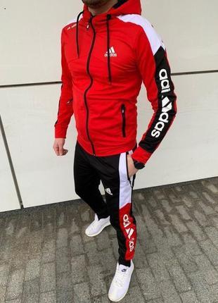 Мужской спортивный костюм adidas адидас весна осень лето