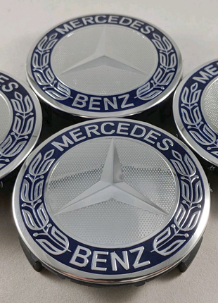 Колпачки на диски Mercedes w140 w124 w210 w203 w202 w220 w168 169
