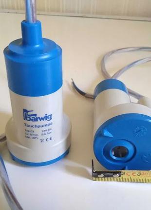 Насос погружной для питьевой воды 12 литров в минуту