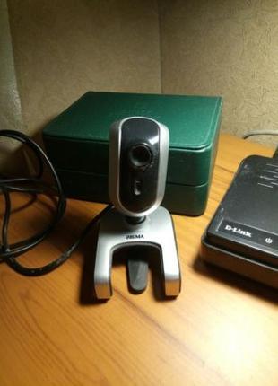 Вебкамера Sigma cam 2350