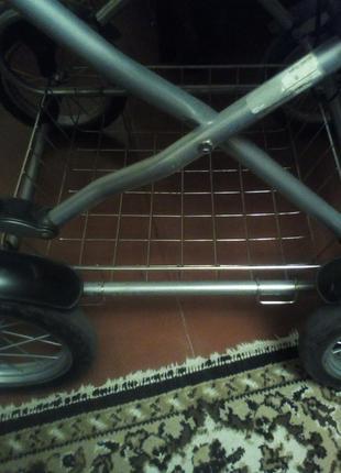 Продам коляску трансформер geoby