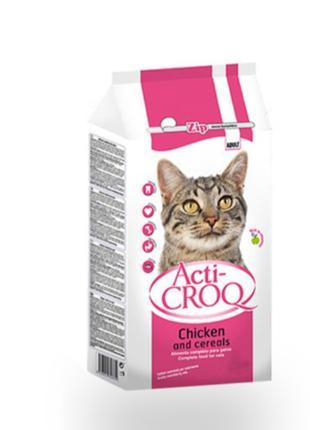 Сухой Премиум Корм для кошек Acti Croq, 20 kg - Испания