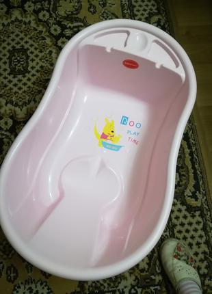 Детская ванночка 2в1