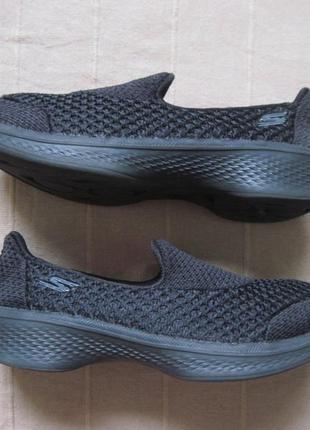 Skechers go walk 4 (28) слипоны кроссовки детские