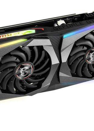 Видеокарта MSI GeForce GTX1660 6GB GDDR5 GAMING X