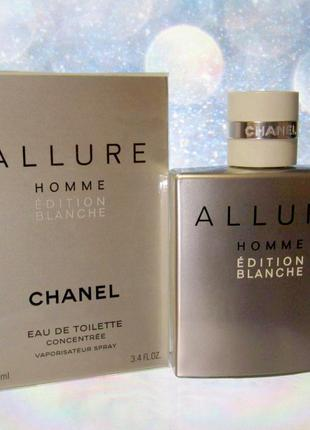 Chanel Allure Homme Edition Blanche Concentree_Ориг._7 мл_затест