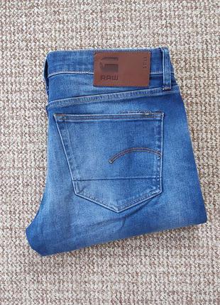 G-star raw 3301 slim джинсы оригинал (w33 l34)