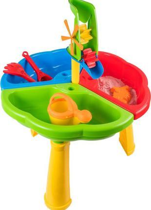 Игровой столик -песочница Tigres для песка и воды