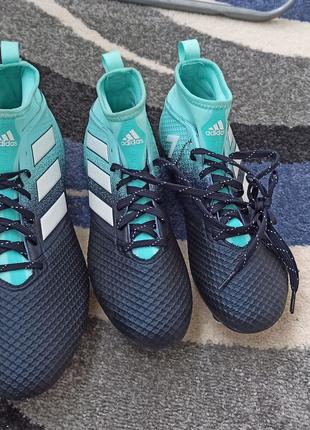Бутсы бутси Adidas ACE 17.3 SG BY2298 Оригінал
