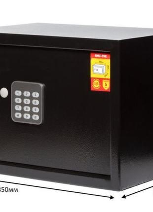 Сейф Gute 25E формата А4 с электронным замком для документов c...