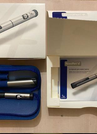 Инсулиновые шприц-ручки NovoPen 4