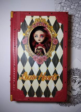 Набор Ever After High Lizzie Hearts, Эвер Афтер Хай Лиззи Хартс